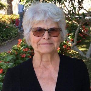 Micheline Tremblay, directrice du centre de langue française, Saint Michael's College. Burlington, VT